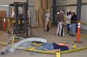 Los Angeles Forklift Accident Injury Lawyer