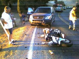 San Bernardino Motorcycle Accident Attorney
