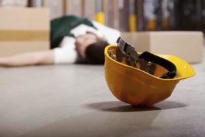 injured at work