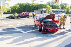 Two-Car Collision