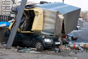 Newport Beach Truck Accident Attorney