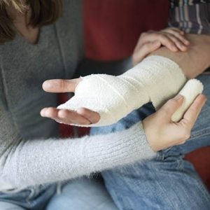 Victorville Work injury attorney